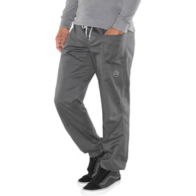 La Sportiva Sandstone Pantalones Hombre, carbon